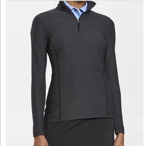 Women's Peter Millar Golf Quarter Zip pullover